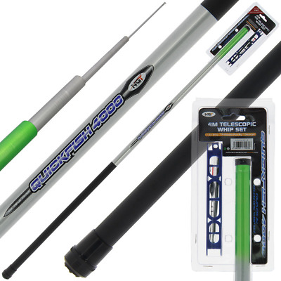 Quickfish Combo - 4m Whip With Rig & Disgorger • 11.75£
