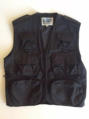 Outdoor Vest With Pockets (used) • 8.99£