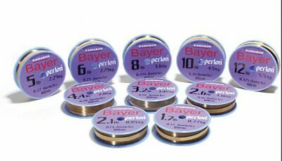 Kamasan Bayer Perlon Fishing Line • 4.25£
