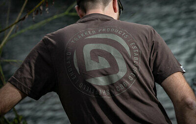 Trakker Cyclone T-Shirt ALL SIZES AVALIABLE *PAY 1 POST* • 16.99£
