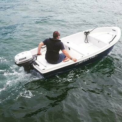 2019 New & Unused Latrex 340DH (Double Hull) High Spec Fishing Tender Dinghy • 1,795£