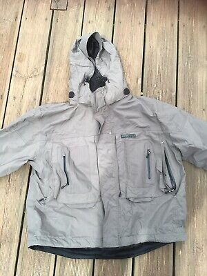 XXL Scierra Waterproof Outdoor Collection Fishing, Wading Jacket -worn Only Once • 34.95£