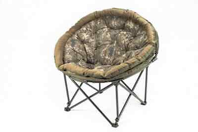 Brand New Nash Tackle 2020 Camo Moon Chair (T9474) In Stock Now!! Carp Fishing  • 99.99£
