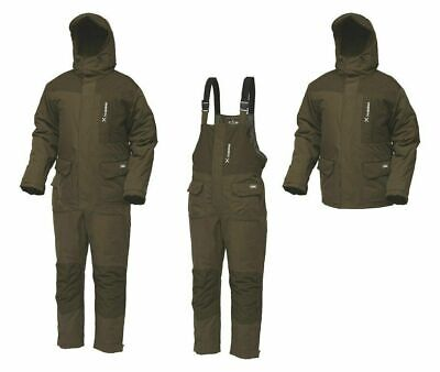 DAM Xtherm Winter Suit - Winter Fishing Suit Thermal Suit 100% Waterproof  • 89.55£