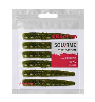 NEW Korum Snapper Floatex Squirmz *PAY 1 POST* • 2.50£