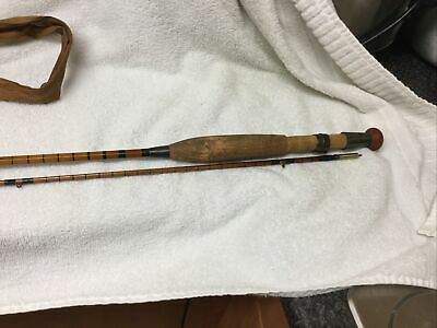 Vintage Split-cane Fly Rod Very Good Condition, Not Sure Of The Maker, • 39.99£