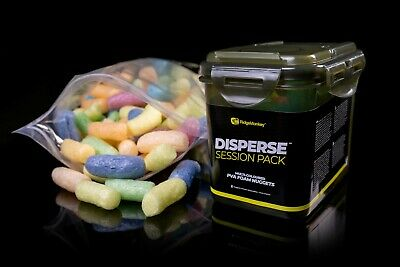 Ridgemonkey Disperse PVA Foam Session Pack-Ridge Monkey Carp Fishing PVA NUGGETS • 9.95£
