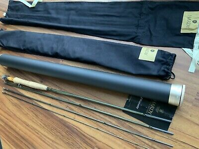 Hardy Zenith Sintrix 9' #3 4 Piece Fly Rod, With Tube And Tube Sock • 295£