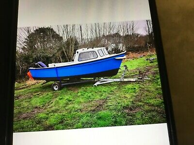 Hardy Fisher Fishing Boat • 5,950£