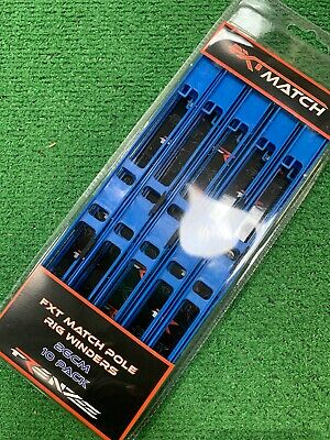 Frenzee Pole Winders Blue 26cm Match Fishing Pole Winders SALE 5, 10 Or 50 SALE • 14.99£
