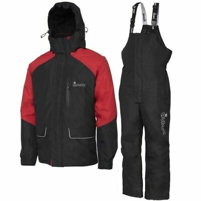 IMAX Oceanic Thermo Suit Sea Fishing Two 2 Piece Waterproof Suit S M L XL XXL • 92.95£