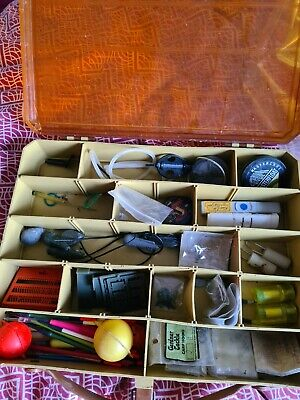Magnum By Plano Fishing Box Bundle Lot Of Bits Inside  • 20£