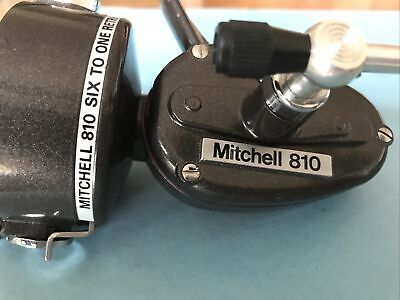 Mitchell 810 Fishing Reel - Extremely Good Condition • 42£
