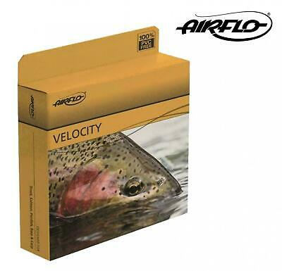 Airflo Velocity Clear Intermediate Fly Line Weight Forward AFTM# 5-9 WF5I - WF9I • 18.99£