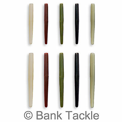 Anti Tangle Sleeve 25mm And 35mm 5 Colours Carp Fishing Terminal Tackle Carp Rig • 2.39£