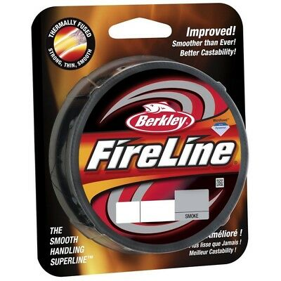 Berkley Fireline Smoke Braid 2017 • 19.60£