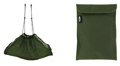 Ngt Deluxe Weighing Sling With Draw String And Case Carp/coarse Fishing • 8.99£