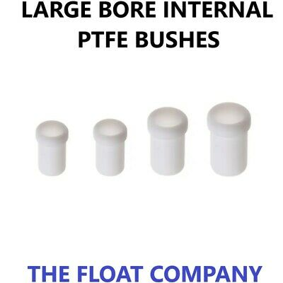 Internal Ptfe Pole Tips Inc Xl Sizes  X 6 • 4.99£