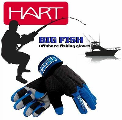 Hart Hi Performance Offshore Boat Fishing Gloves  Big Fish  • 26.68£