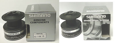 Shimano Baitrunner ST Spare Spools 6000RB Or 10000RB • 12.98£