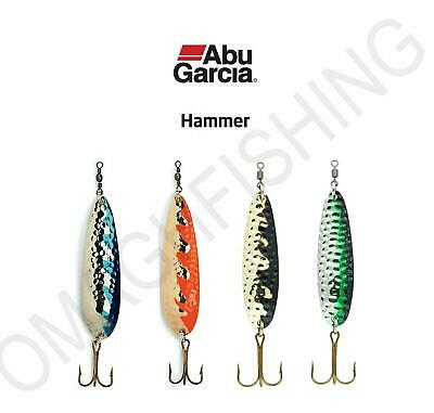 Abu Garcia Toby Salmo Spoon 30 Gram**12 Colours**Salmon Pike Lure Spoon Bait