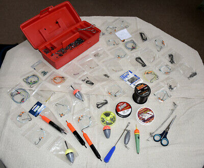 Fisherman's Dream - Selection Of Tackle, Reels, Rod ++ Much More • 80£