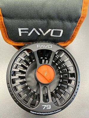 Guideline Favo #79 Fly Fishing Reel With Case • 90£