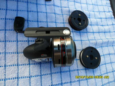 Abu 506 MK2 With Case And Spare Spools • 35£