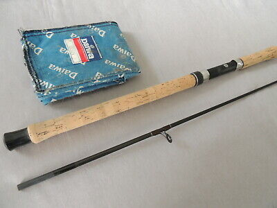 8ft Daiwa Graphite Osprey Spin 5-25g Spinning Fishing Rod + Makers Bag. • 64.99£