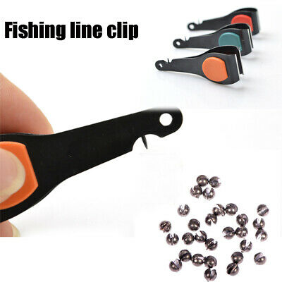 Stainless Steel Sharp Snip Line Cutter Nippers Scissors Fly Fishing Clippers • 2.53£