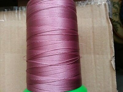 50mtrs  Whipping Thread Nylon Extra Strong  RED WINE BUY 2 GET ANOTHER FREE. • 3.75£