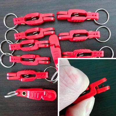 1/10Pcs Heavy Tension Snapper Snap Weight Release Trolling Clip ,Pin In Pads UK • 16.99£