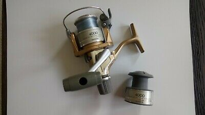 Shimano Solstace 4000RD Spinning Reel With Spare Spool For Fishing • 20£