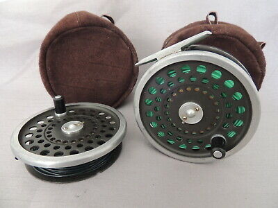 Hardy Marquis #8/9 Fly Fishing Reel + Spare Spool. • 99.99£