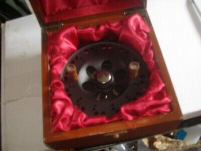 Matt Hayes Limited Edition Centre Pin Fishing Reel In Presentation Box • 31£