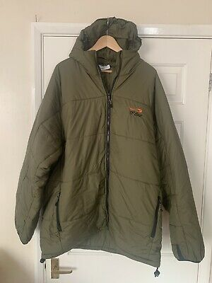 New Mens TF Gear Thermotex Extreme Fishing Jacket Size XL, Great Condition. • 40£