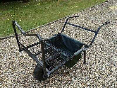 Jrc Contact  Barrow Rrp £120 Carp/coarse Fishing Trolley Porter • 60£