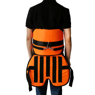 Sea Fishing Harness Adjustable Thickened Fighting Waist Belt With Cushion • 24.77£