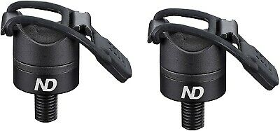 New Direction Tackle 2*Magnetic Butt Rest P8 For Carp Fishing Rod NEXT DAY DELIV • 19.99£