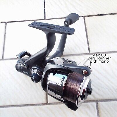 New, Unused Coarse Fishing Rods, Reels And Net. • 75£