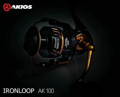 Akios Iron Loop Ak 100 • 229.99£