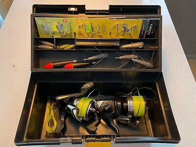 Complete Fishing Tackle Set Up • 50£