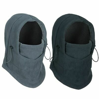 Deluxe Snood With Face Guard Fishing Hunting Walking Balaclava Hat • 4.50£