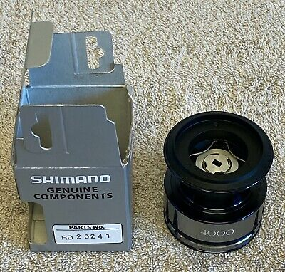 Shimano STRADIC FL 4000 Spare Spool - Brand New - RD 20241- Free Postage UK • 45.50£