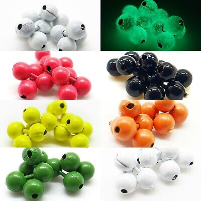Chain Bead Eyes 3.2m - Choice Of Colour - Fly Tying Materials - Painted  • 16£