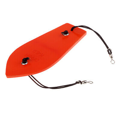 Commercial Sea Fishing Trolling Board/Diving Board K-Type, 2 Sizes For Choose • 11.96£