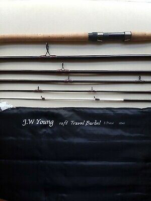 J W Young Travel Rod  • 64.58£