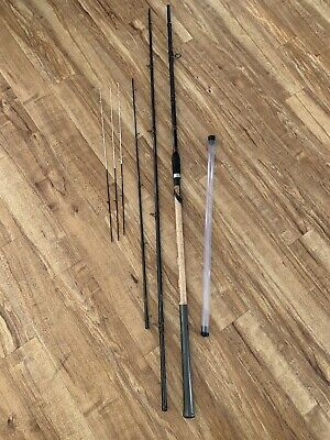 Shimano Beastmaster Feeder Rod With Interchangeable Sections And Super Tips • 70£