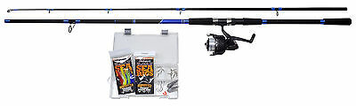 Shakespeare Catch More Fish Combos - Rod, Reel & Tackle Box Combo Fishing Sets • 40.78£
