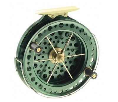 J W Young Heritage John Wilson Centrepin Reel 4.5  X .75   • 349.99£